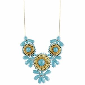 💫Coming Soon!💫Turquoise Color Statement Necklace